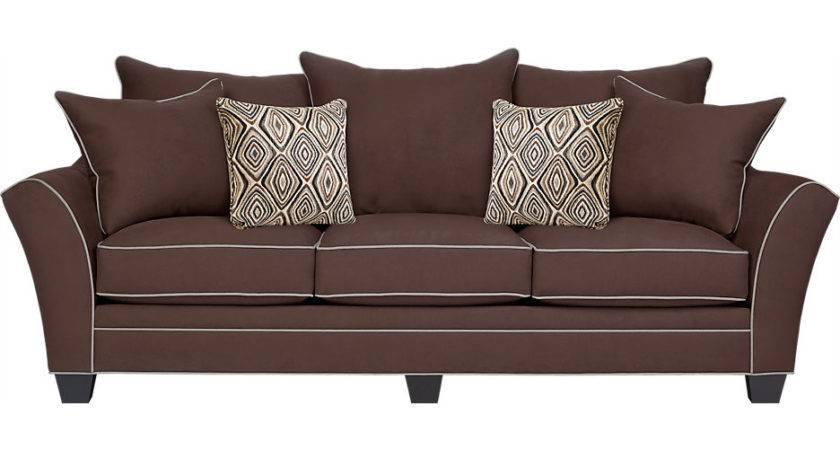 Aberdeen Chocolate Sofa Sofas Brown