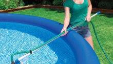 Above Ground Swimming Pool Maintenance Guide