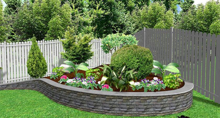 Access Here Lot Info Small Yard Landscaping Ideas