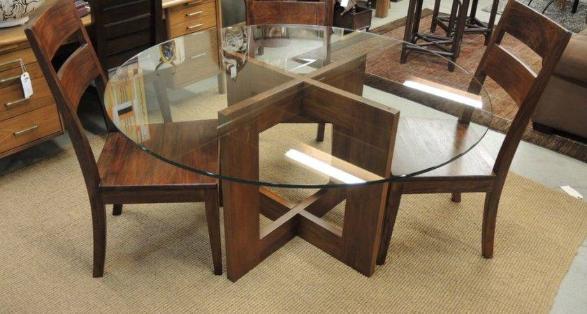 Agreeable Dining Table Glass Top Creative Design