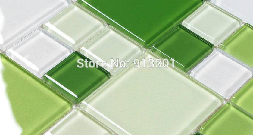 Aliexpress Buy Crystal Glass Tile Discount