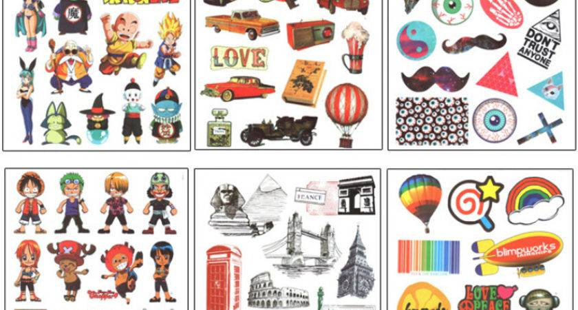 Aliexpress Buy Sheets Vintage Travel Stickers