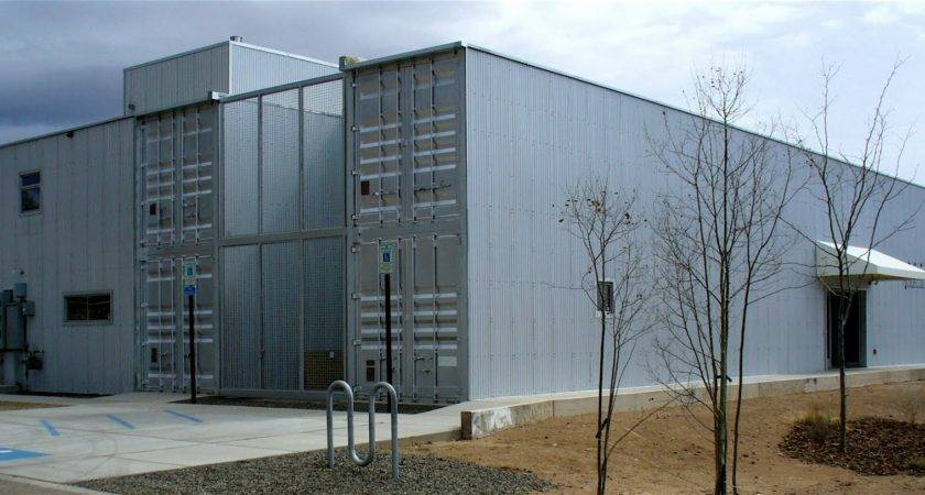 Alt Build Blog Finished Shipping Container Building