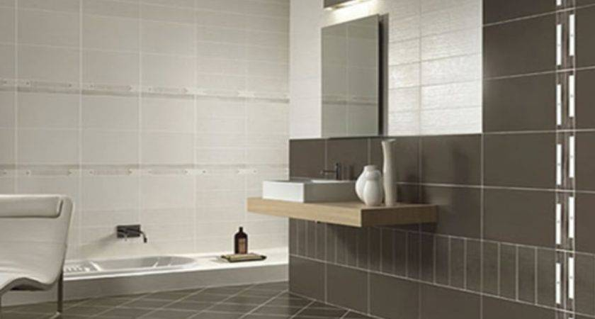 Amazing Bathroom Tile Interior Design Ideas