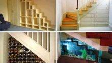 Amazing Creativity Space Underneath Stairs Often