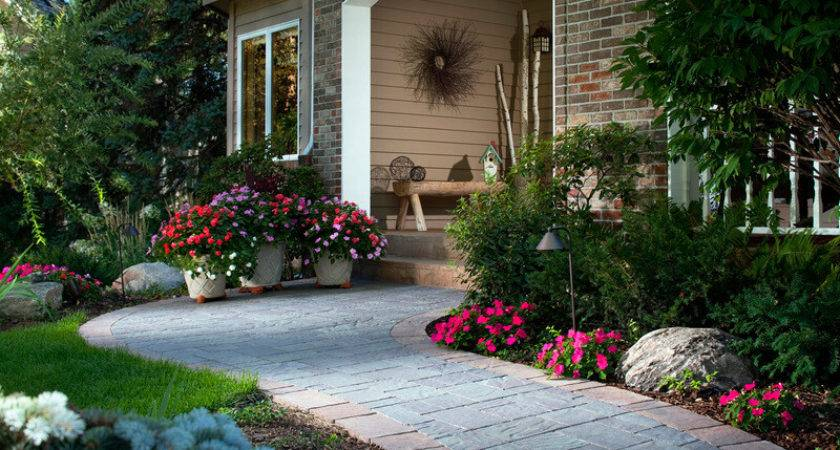 Amazing Front Yard Landscaping Designs Ideas