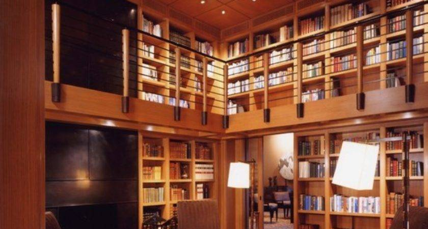 Amazing Home Library Design Ideas All Book Lovers