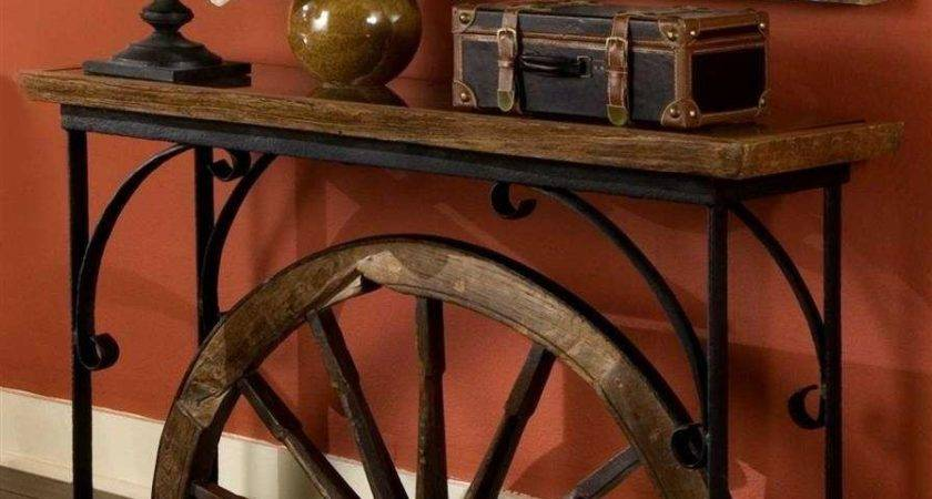Amazing Ideas Decorate Your Home Wagon Wheels