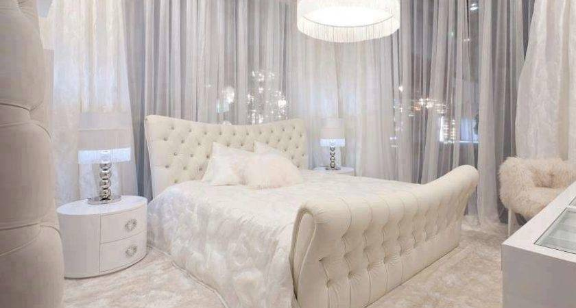 Amazing Monochromatic Bedroom Decorating Ideas