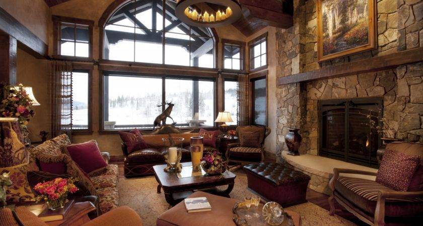Amazing Top Living Room Stunning Rustic