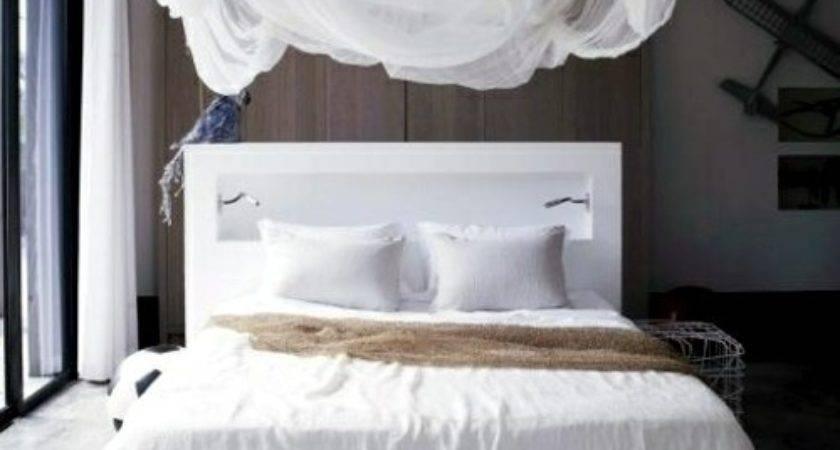 Amazing White Canopy Bed Design Your Bedroom