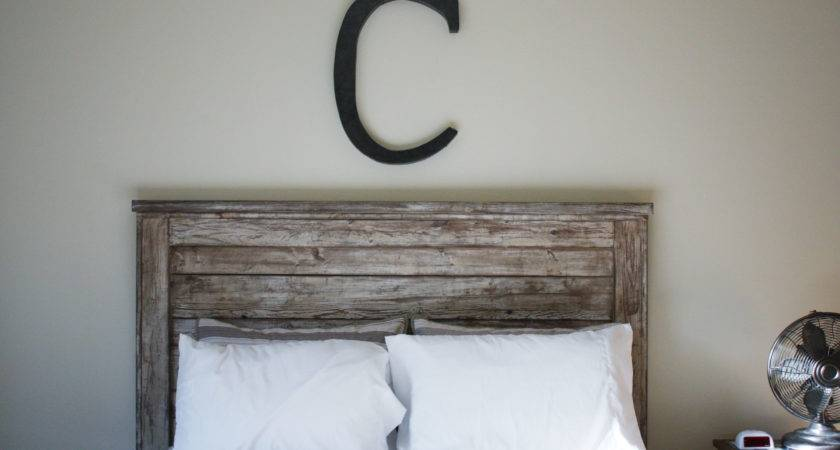 Ana White Rustic Headboard Diy Projects