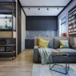 Apartment Designs Small Young Couple