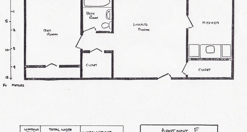 Apartment Layouts Canterbury College University Windsor