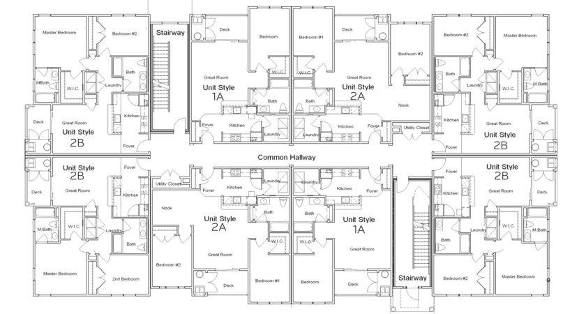 Apartment Layouts Chestnut Park Apartments