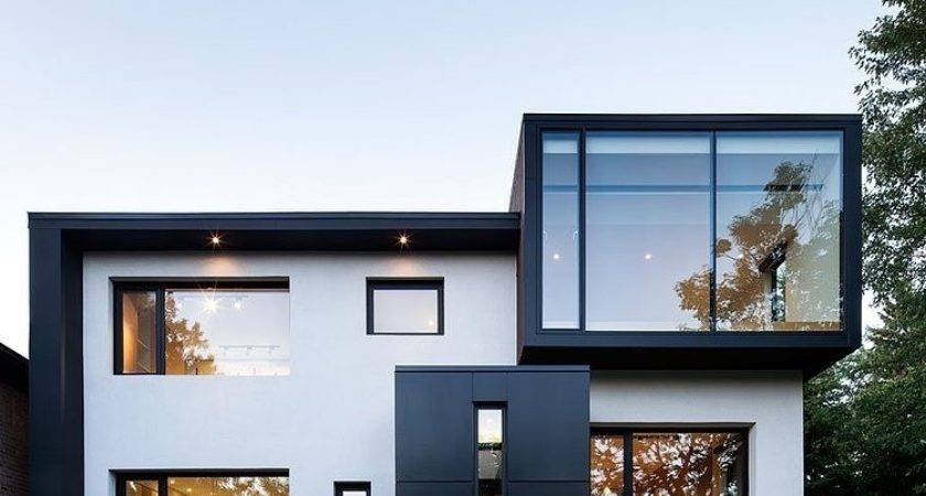 Architectural Tour Modern Minimalist House Home Decor
