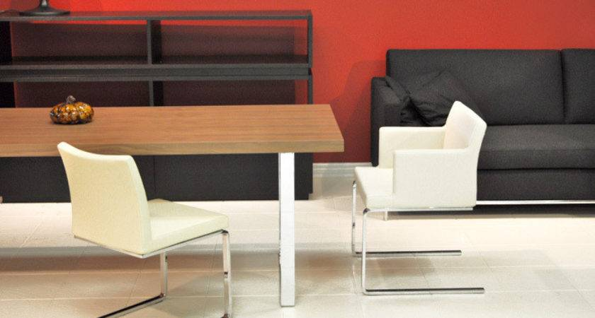 Aria Flat Chair Leather Sohoconcept Chairs
