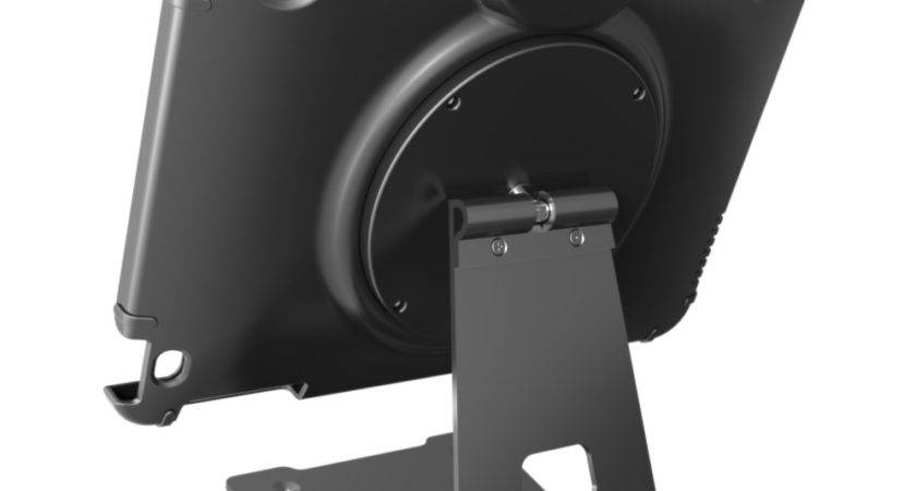 Armourdog Ipad Secure Tablet Stand Mount