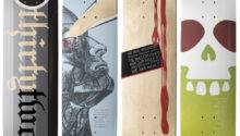 Arthouse Creative Skateboard Design