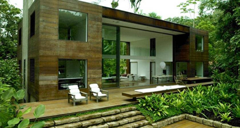 Arthur Casas Amazonian Jungle House