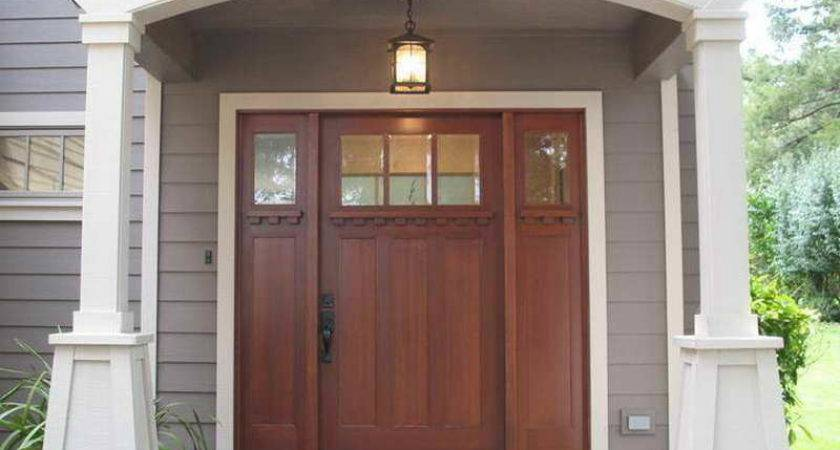 Arts Crafts Doors Craftsman Style Mission