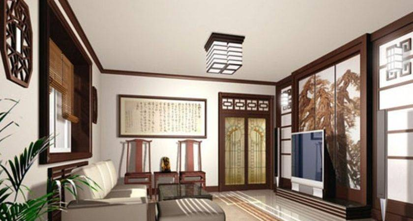 Asian Interior Design Home
