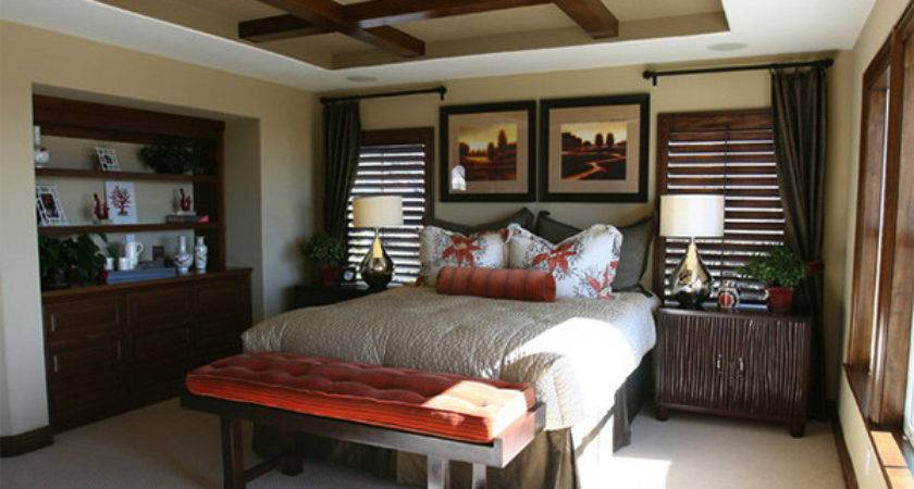 Asian Themed Masters Bedroom Home Design Lover