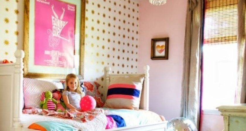 Awesome Eclectic Teen Girls Bedrooms Design Ideas