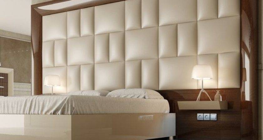 Awesome Headboard Design Ideas Interiors Pinterest