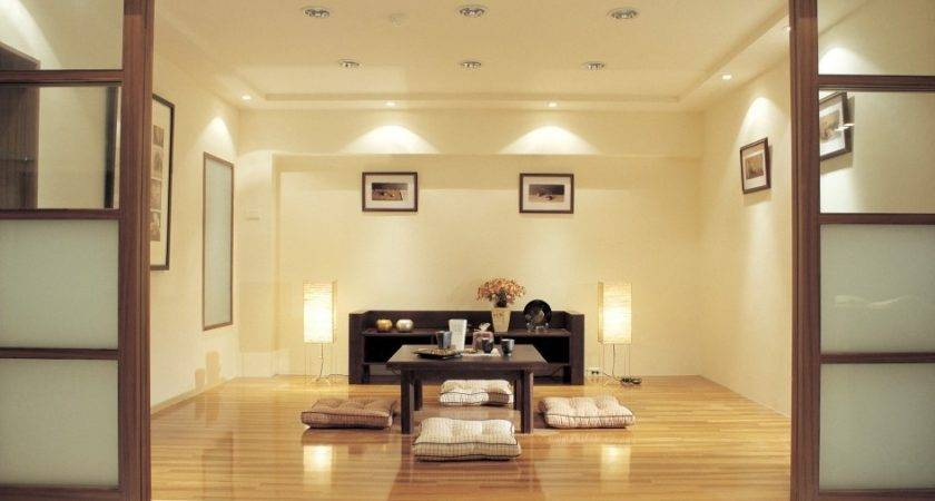 Awesome Japanese Style Living Room Ideas