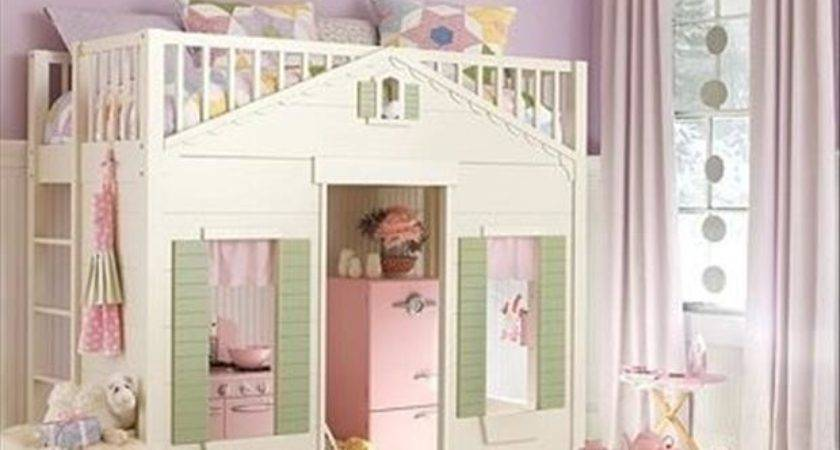 Awesome Kids Bedrooms Girls Playhouse Room Dump Day
