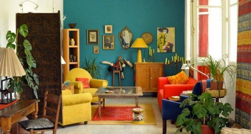 Awesome Retro Inspired Living Rooms Home Design Lover