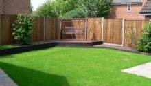 Back Garden Ideas Pinterest