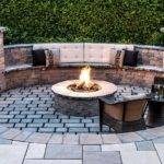 Backyard Fire Pit Ideas Simple Design