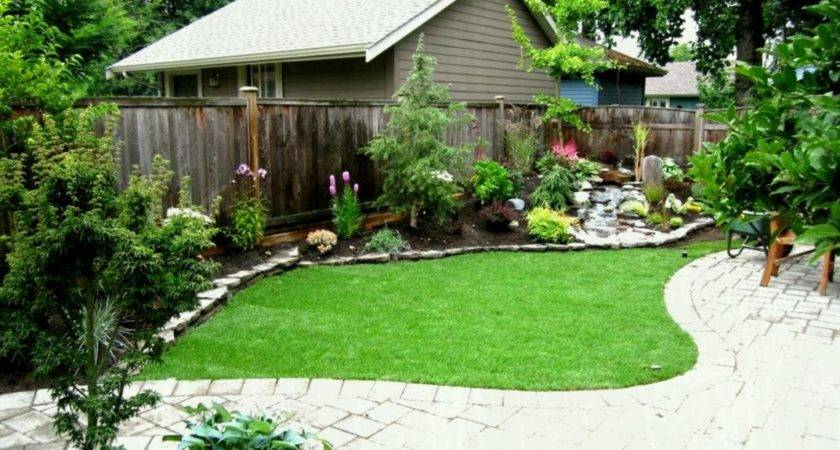 Backyard Garden Ideas Budget Photos