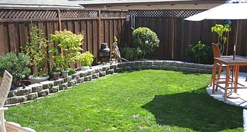 Backyard Landscaping Design Ideas Large Beautiful
