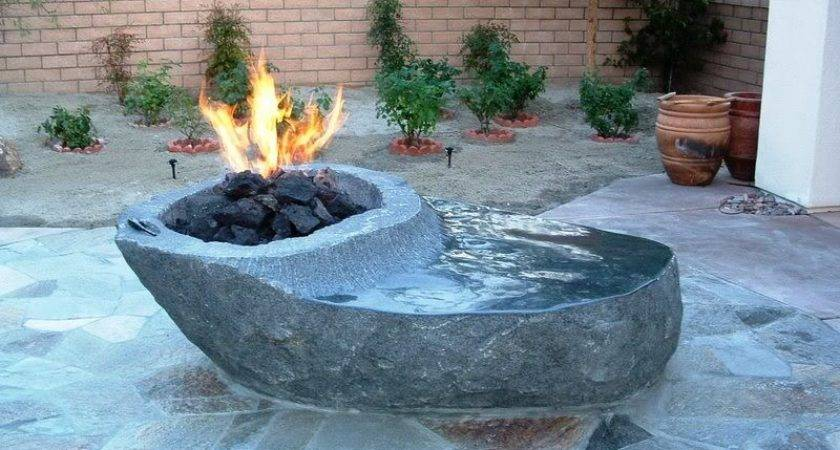 Backyard Landscaping Ideas Attractive Fire Pit Designs