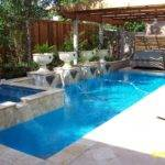 Backyard Pool Layouts Best Layout Room