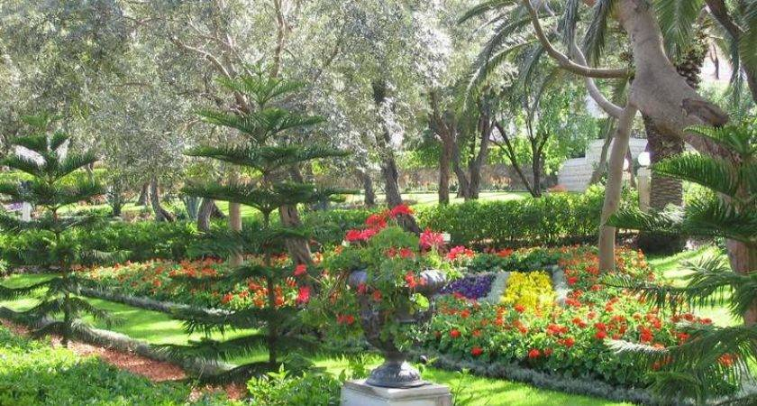 Bahai Gardens Haifa Most Beautiful