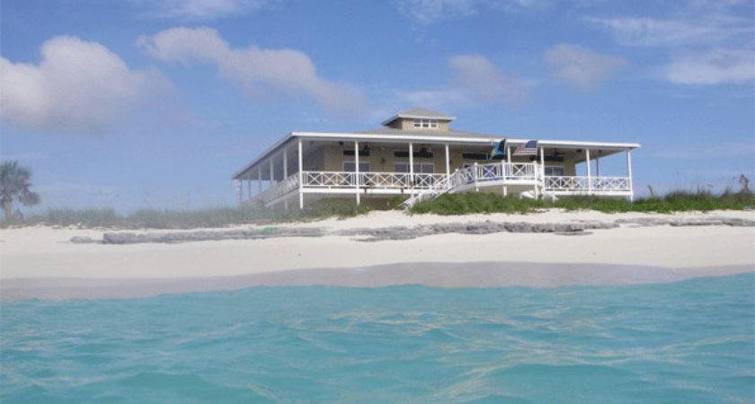 Bahamas Beach Front Property Once Lifetime Invest