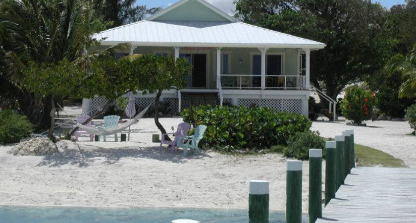 Bahamas Rental House Beach Lubbers Provides