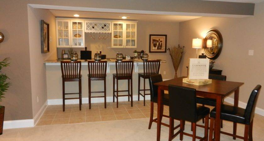 Basement Ideas Small Spaces Fascinating