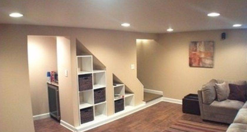 Basement Ideas Small Spaces Mag