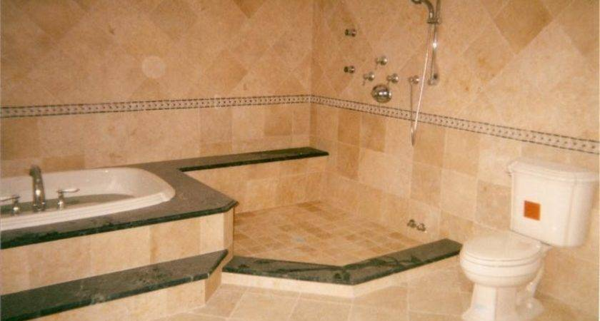 Bathroom Ceramic Tile Designs Looking