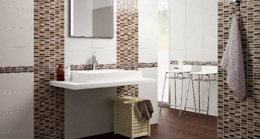 Bathroom Ceramic Wall Tile Design Ideas