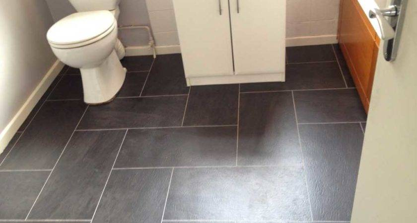 Bathroom Floor Tile Ideas Small Bathrooms Black