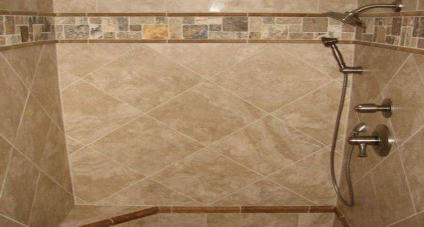 Bathroom Remodeling Ceramic Tile Designs Showers