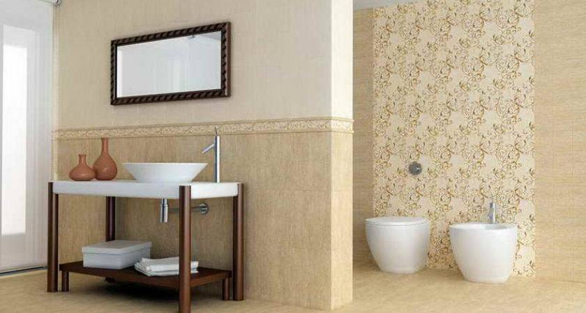 Bathroom Tile Patterns Walls Decorating