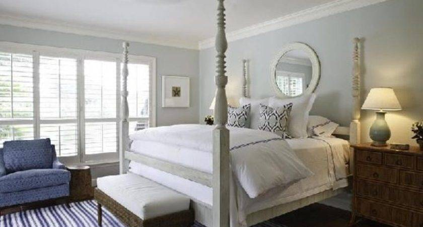 Beautiful Best Blue Gray Paint Color Bedroom Within