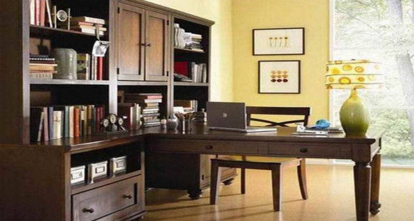 Beautiful Home Office Furniture Design Library